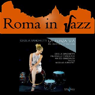 Romainjazz -cecilia sanchietti - Stefano Dentice